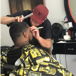 Angel - New Concept Barbershop and Art Gallery