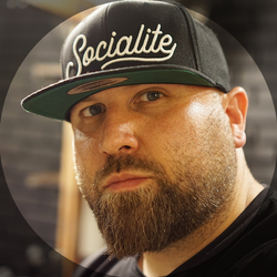 Elson Rodriguez - THE SOCIAL BARBER CO.