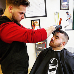 Paul Puglisi - Edge Barbershop