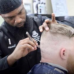 Natell Jackson - One Stop Barber Shop Raeford N.C.