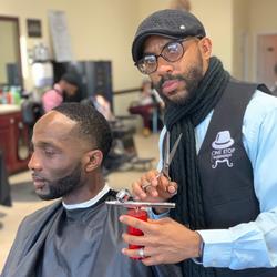 Michael T. Swinney - One Stop Barber Shop Raeford N.C.
