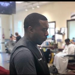 Gregory Bradford - One Stop Barber Shop Raeford N.C.