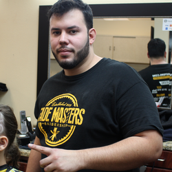 Luis the barber - Fade Masters 5 - Lutz Florida