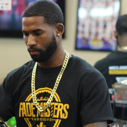 Freddy the barber - Fade Masters 5 - Lutz Florida