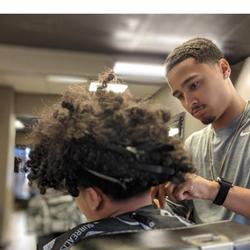 Edwin - Creative Clips Barbershop II