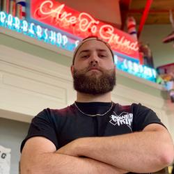 Jon DeVries - Axe To Grind Barbershop & Supply Co.
