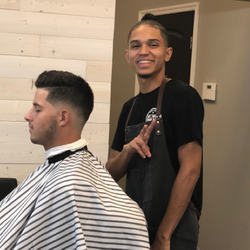 Keith - Elite Social Club Barbershop & Shave Parlor