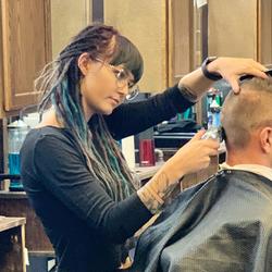 Hannah - Elite Social Club Barbershop & Shave Parlor