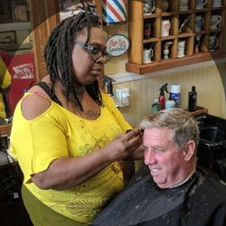 J.P. - Jeramy Ray @ Elmer's Barbershop