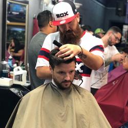 Mizraim Manny Guzman - Bladez Of Glory Barbershop