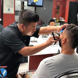 "Alvaro - Fresh As Can ""V"" Barbers"