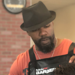 Booker - The Blueprint BarberShop By Cut Factory