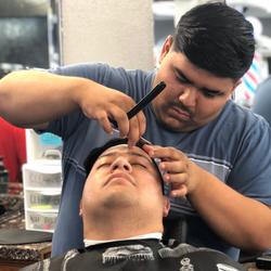 Adan Sanchez - Tony's Barber Shop