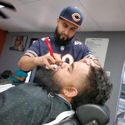"""Robert - Fresh As Can """"V"""" Barbers"""