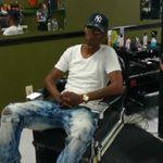 Uncle Slim@The Man Kave Barbershop