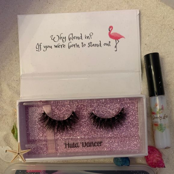 Tropical Beauty Lash and Brows