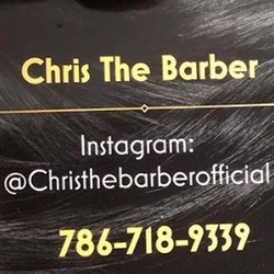 Work Of Art  (Chris The Barber), 17011 S Dixie Hwy, Palmetto Bay, 33157