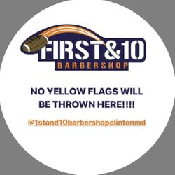 First & 10 BarberShop, 9121 Piscataway Rd, Suite 2B, Clinton, 20735