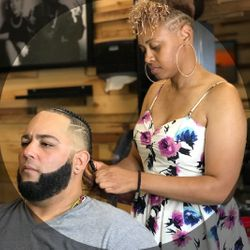 StyledbyKeana, 729 Washington Street, BeastMode Barbershop, Oakland, 94607