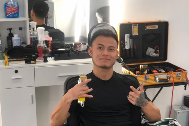 Lah's The Barber