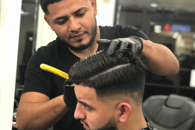 D Ro New Style Barbershop Manassas Manassas City Va