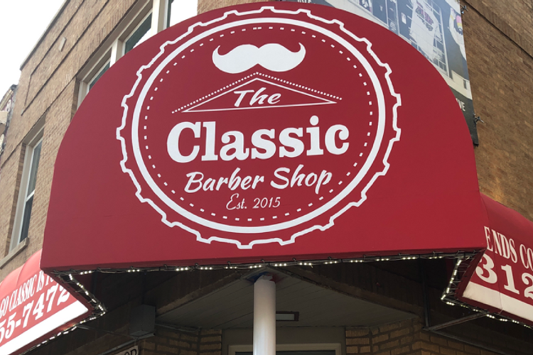 Classic Barbershop@Ali