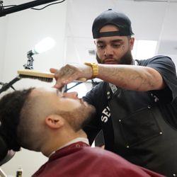 AnthonyTheBarber, 4225 s eastern ave #15, Vibes Barbershop, Las Vegas, 89119