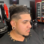 Jorge @ MT Barbershop