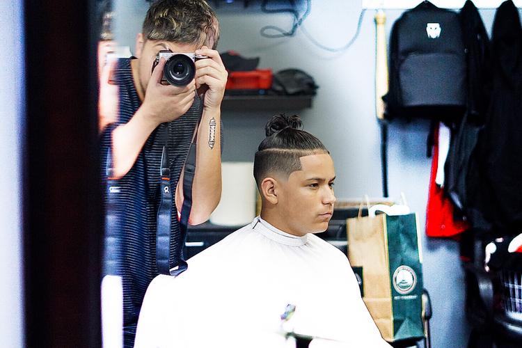 Sergio @ MT barbershop