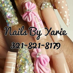 Nails by Yarie, 301 Drum Ln, Kissimmee, 34759