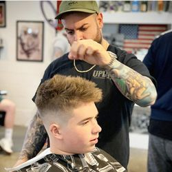 Rockyourbarber @ Over the Top, 221 Main St, Stoneham, 02180