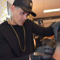 Alex barber(Nu Image Barber Shop), 176 A high st., New Britain,Conneticut, 06051