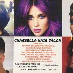 Charbella Salon, 749 W Irving Park Rd, 749, Chicago, 60613