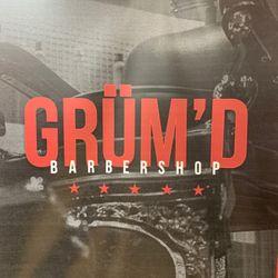 Grum'd Barber Shop, 429 w 46 street, Ground floor, New York, 10036