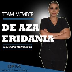 Eridania De Aza - Dominican Permanent Makeup