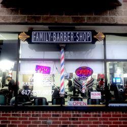 Family Barber Shop, N Beacon St, 1, Allston, 02134
