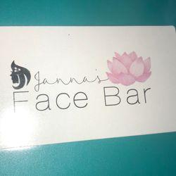 Janna's Face Bar, Hunters creek, Orlando, 32837