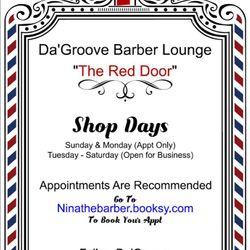 Da'Groove Barber Lounge, 8650 N Sam Houston Pkwy E suite 190, Suite 190 (Inside of Glo Beauty Bar & Suites), Humble, 77396