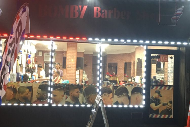 D,BomBy BarBer Shop