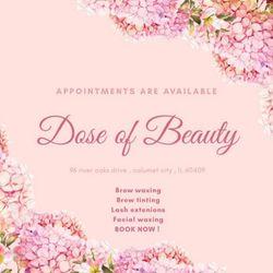 Dose Of Beauty, 12246 s Pulaski rd, Alsip, 60803