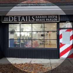 The Details Barbershop & Shave Parlor, 1739 E. 2ND ST., Scotch Plains, 07076