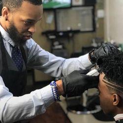 J The Barber Atl, 451 Bishop St NW, Atlanta, 30318
