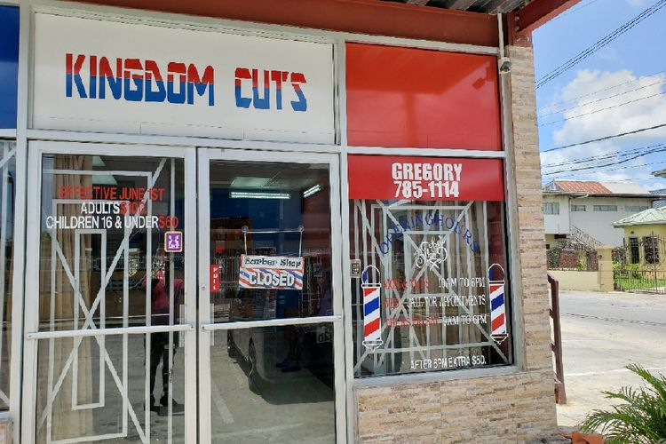 Kingdom cuts Barber Salon