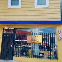 HIM Barbershop, 4612 Martin Luther King Jr. Way, Oakland, 94609