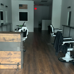 (New location)Mike at Angelos Barber Shop
