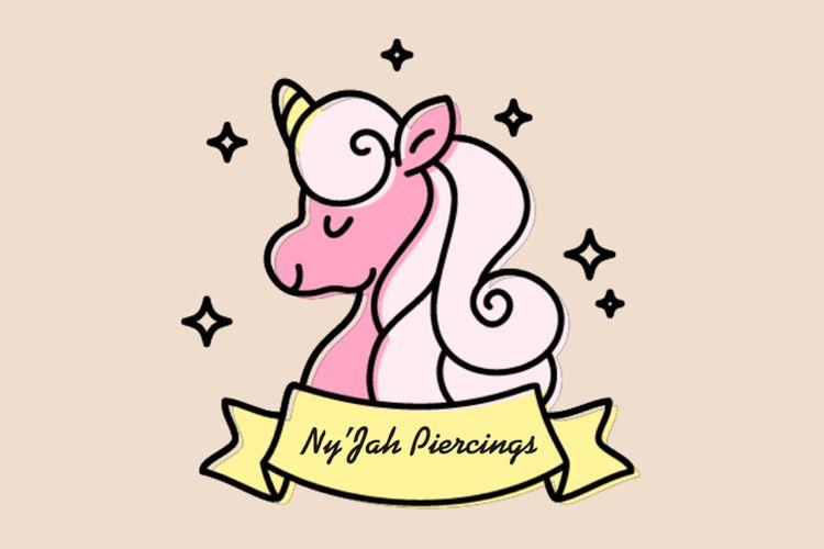 Nyjah's Piercings