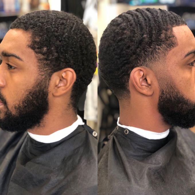 THE_MAN_BIB@ HAIR ACTION 2