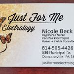 Just for Me...Electrology