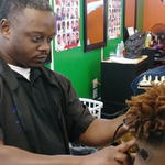 Haircut_Regg @ 1st & 10 Barbershop