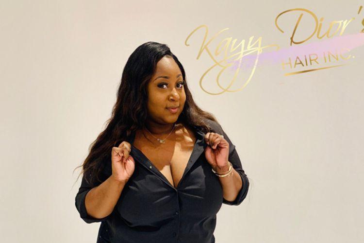 Kayy Dior's Hair Inc
